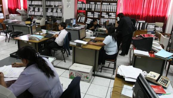 Sector privado podrá acogerse a la medida, previo acuerdo entre empleador y trabajadores. (USI)