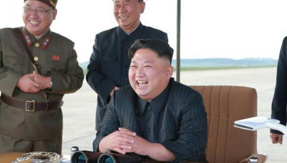 Líder norcoreano en contra de presidente de EE.UU. (Reuters)