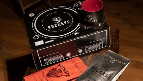 Rockcafé ofrece café por delivery, de diversos orígenes como Ayacucho, Cusco, Chanchamayo y Puno