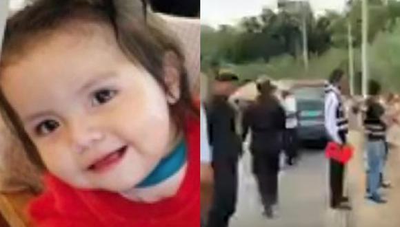 Hallan cadáver de bebé de un año y cinco meses que fue reportada como desaparecida en Ica.