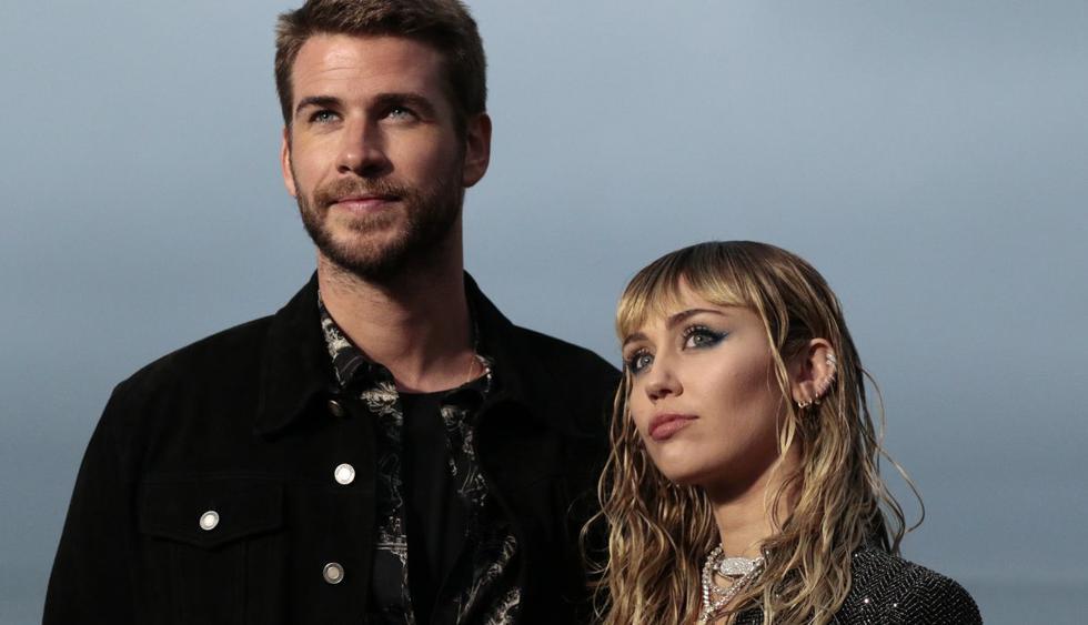 """Miley Cyrus estrenó su nuevo tema """"Slide Away"""", ¿Un mensaje de despedida para Liam Hemsworth?. (Foto: AFP)"""