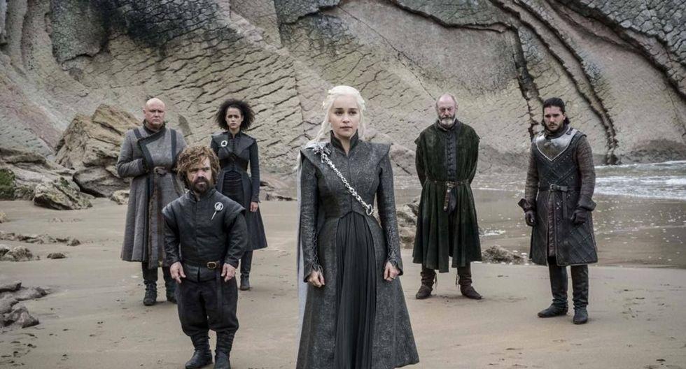 """""""Game of Thrones"""" acaba de anunciar la fecha del estreno de su última temporada. (Foto: @GameOfThrones)"""