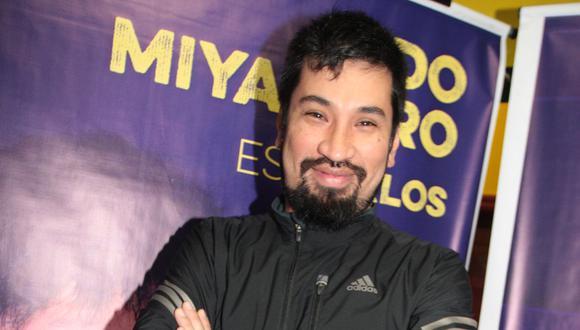Aldo Miyashiro rompió su silencio tras revelar que dio positivo a COVID-19. (Foto: GEC/Alejandro Rojas)