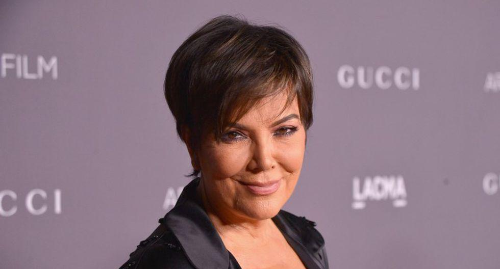Kris Jenner reveló que Saint West, hijo de Kim Kardashian, tuvo que ser llevado de emergencia al hospital. (Foto: AFP)