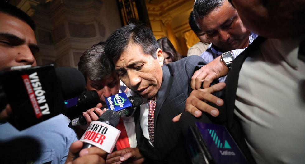 Hasta el momento, el representante de la región Puno no facilita los 'kenjivideos' sin editar a la Procuraduria Anticorrupción. (Perú 21)