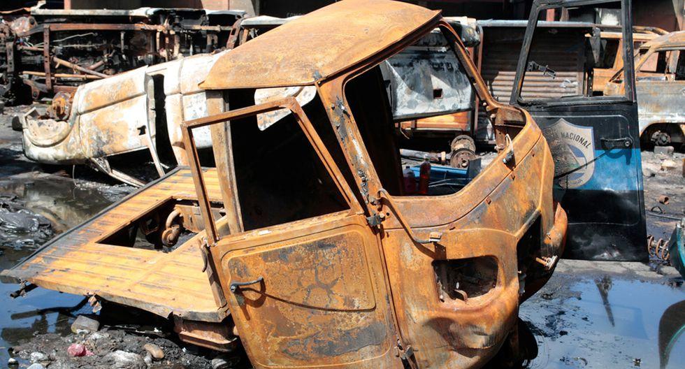 Nicaragua lleva más de dos meses sumergida en la crisis sociopolítica más sangrienta desde los años de 1980. (Foto: EFE)