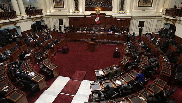 Congreso tiene hasta el 30 de noviembre para aprobar el presupuesto público. (César Fajardo)