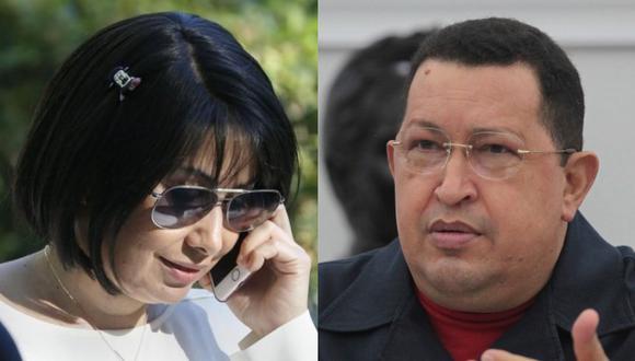 Claudia Díaz Guillén fue detenida en abril de 2018 en España por petición de Caracas. (Foto: AP)