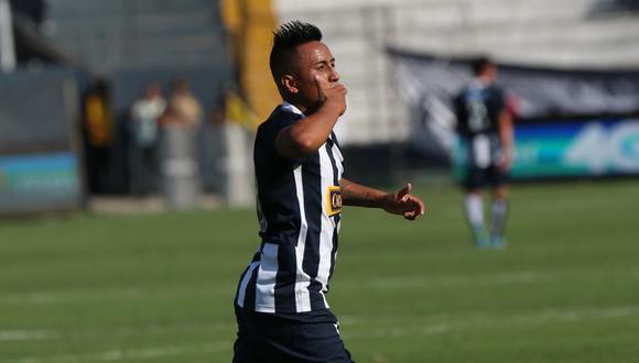 Christian Cueva recordó su hinchaje por Alianza Lima a Edison Flores y Andy Polo. (Foto: GEC)