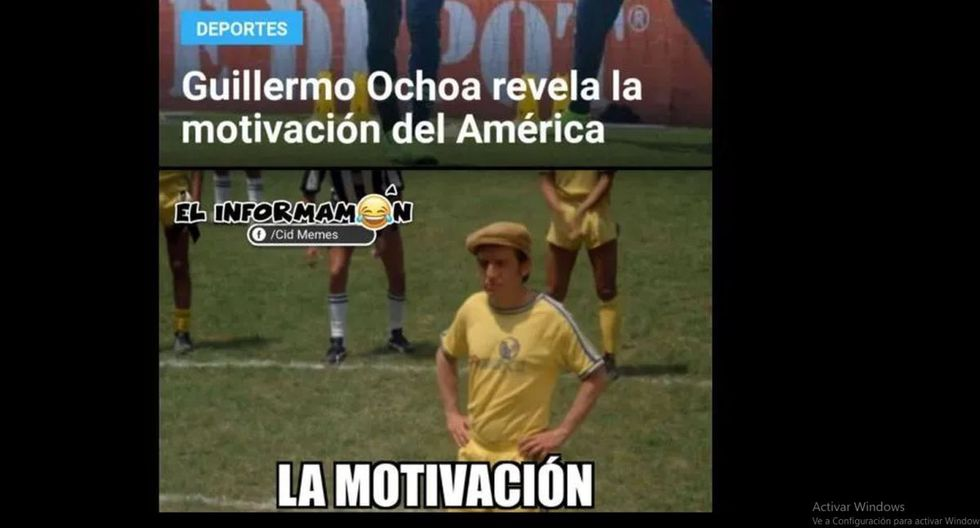América vs. Monterrey: los mejores memes en la previa al ...