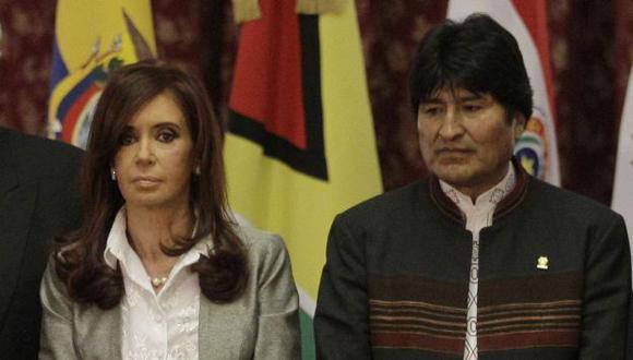 CAÍDA. ¿Se acabó el romance con sus poblaciones? (AP)