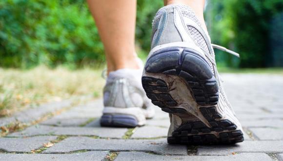 Si bien caminar es sencillo, es necesario prepararse. (USI)