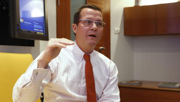 Jorge Barata. (USI)