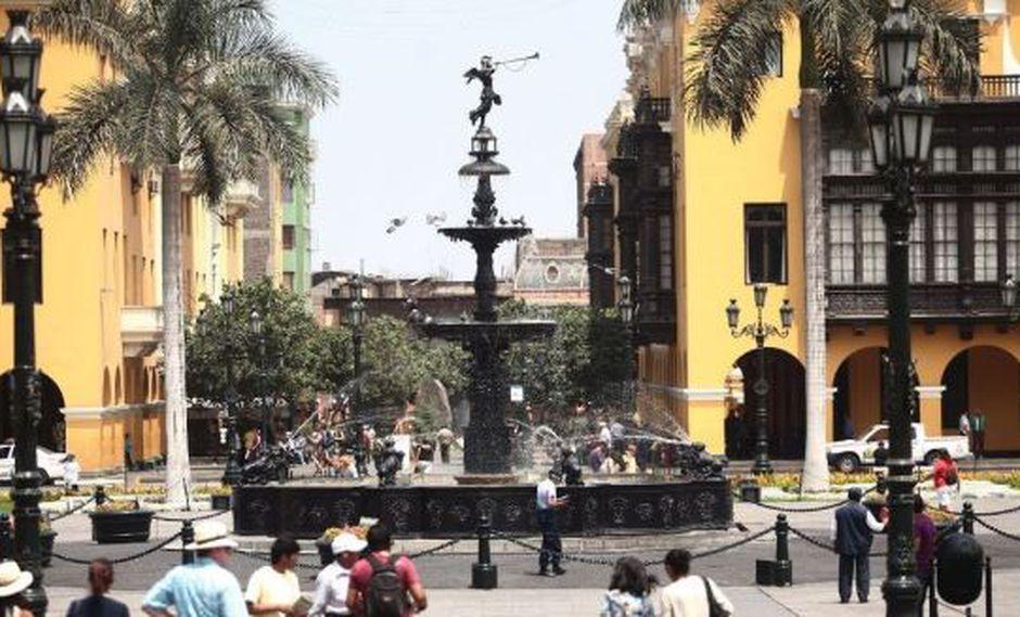 Jorge 'Coco' Tafur, productor y compositor peruano, rinde homenaje a Lima con vals 'Mi hermosa Lima'. (GEC)