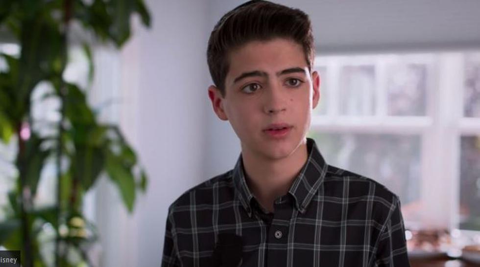 Disney Channel rompe esquemas y presenta un personaje abiertamente gay en 'Andi Mack'. (Fotos: Disney Channel)