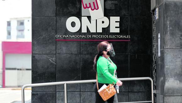 A la espera. ONPE debe responder solicitud en los próximos días. (GEC)