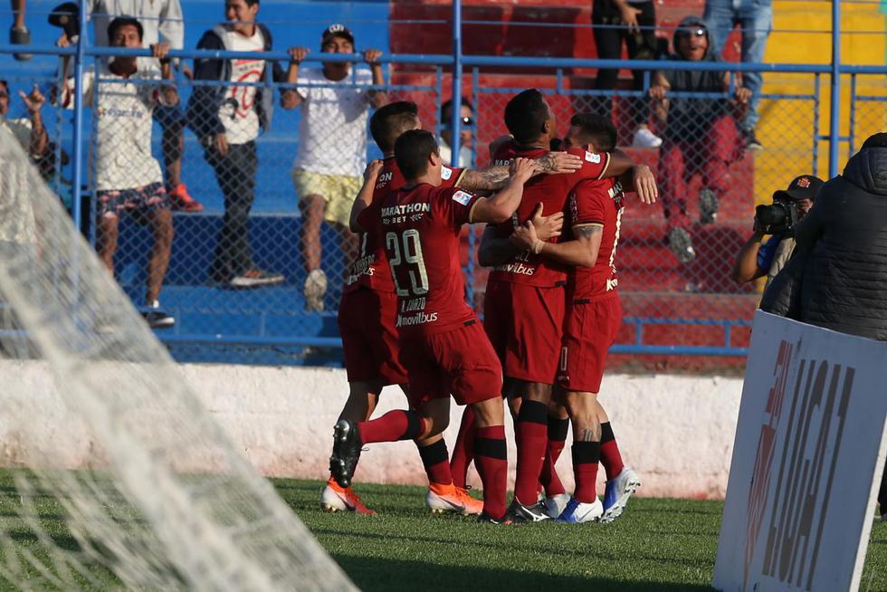 Universitario venció 1-0 a Pirata FC. (Foto: Violeta Ayasta/ GEC)