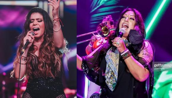 """La India, Álvaro Rod, la Orquesta Bembé y Frankie Ruiz Jr. anuncian concierto """"Salsa de Bicentenario"""". (Foto: @bembeorquestaoficial/ @yosoylaindia)."""
