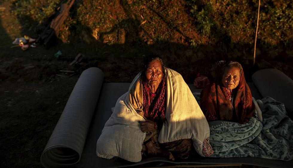 Terremoto en Nepal: 454,769 están desplazadas dentro del país. (Reuters)