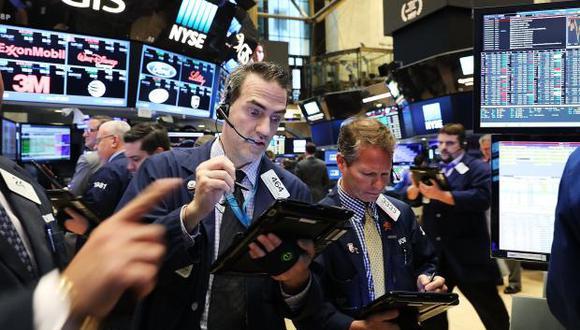 Wall Street registra resultados positivos en las primeras operaciones. (Foto: AFP)