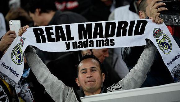Real Madrid podría descartar hasta a 11 jugadores. (Foto: AFP)