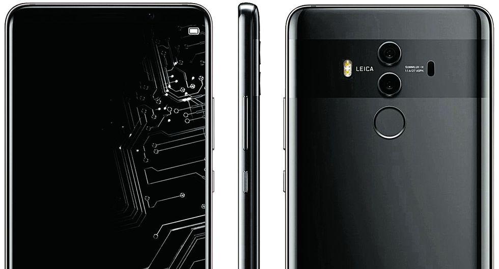 Gadgets.21: Conoce los nuevos Huawei Mate 10 Pro y P10 Selfie