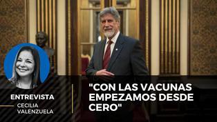 "Francisco Sagasti sobre Martín Vizcarra: ""Nos decepcionó absolutamente a todos"""