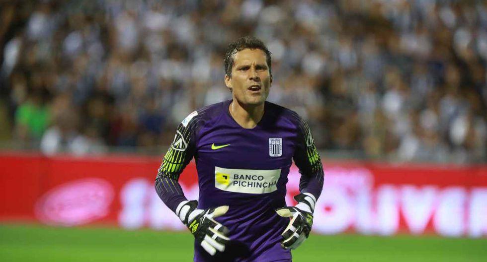 Leao Butrón se refirió a los arbitrajes en la Liga 1. (Foto: GEC)