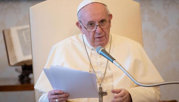 El papa Francisco. (AFP).