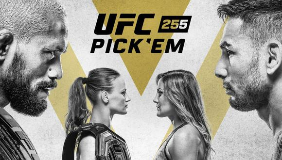 UFC 255: Figueiredo vs. Pérez y Shevchenko vs. Maia chocan en el UFC Apex de Las Vegas. (Foto: UFC)