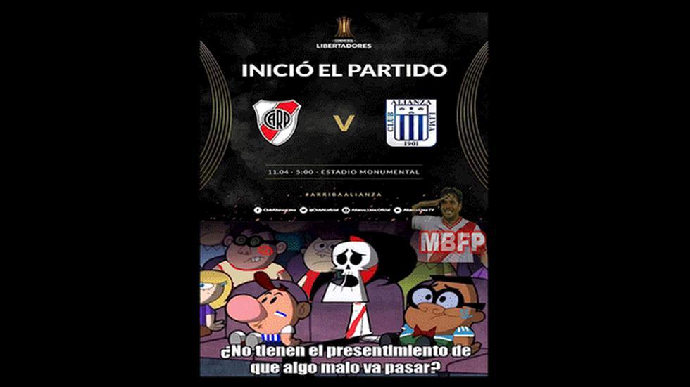 Mira los memes virales en Facebook por la derrota 'grone' en Copa Libertadores. (Facebook)