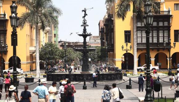 Lima no figura entre las mejores ciudades para vivir en Sudamérica. (Fidel Carrillo)