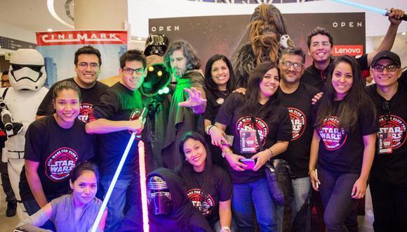 Fanáticos alistan actividades previas al estreno de 'Star Wars: El Ascenso de Skywalker'. (Star Wars Perú)