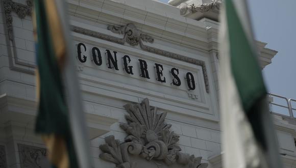 Congreso de la República. (Foto: Anthony Niño de Guzmán / GEC)