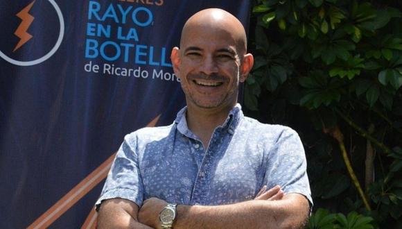 """Ricardo Morán ha trabajado de manera continua en """"Yo Soy"""" por nueve años. (Foto: Mario Panta /GEC)."""