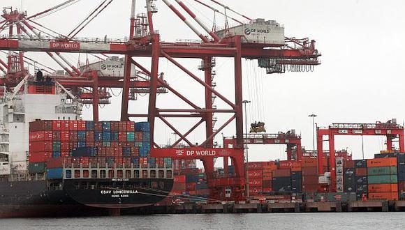 Las exportaciones peruanas cayeron 12.6% interanual en setiembre. (Fuente: USI)