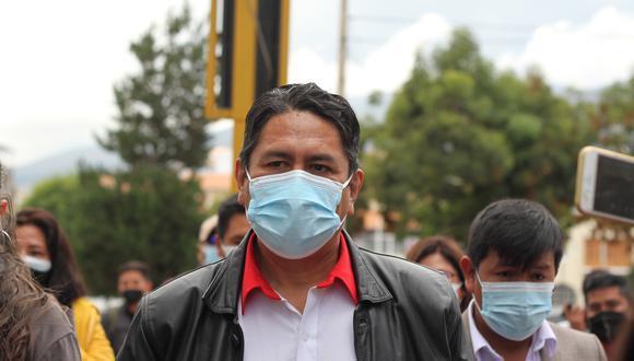 """Cerrón Rojas criticó que haya """"ONG"""" en el actual Consejo de Ministros. (@photo.gec)"""