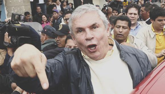 Castañeda tendrá tercer gobierno. (César Fajardo)
