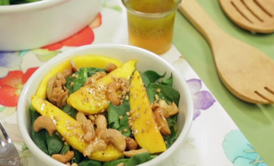 Esta fruta combina perfectamente con la espinaca y juntos, son una delicia. (Foto: Cocina Fresca)