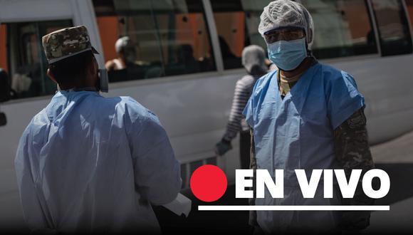 Coronavirus en Perú Día 47, EN VIVO: Casos, contagiados, muertos y recuperados