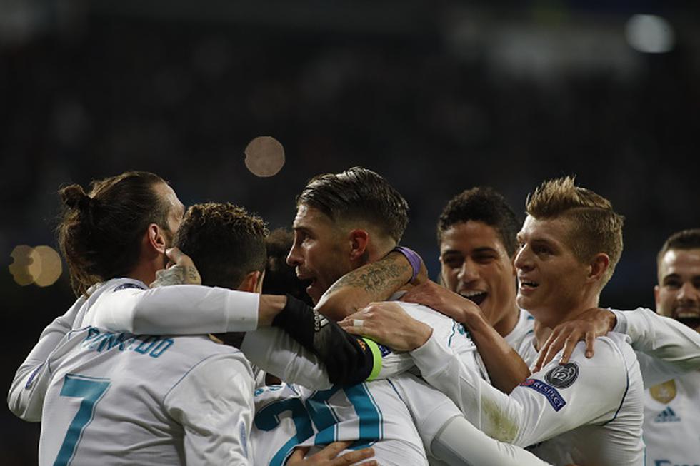 Tras imponerse (3-1) al PSG en el primer duelo contra los parisinos por los octavos de final de la Champions League, el conjunto de Zinedine Zidane buscará una nueva victoria a nivel doméstico.  (GETTY IMAGES)