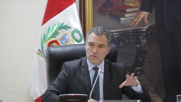 Ministro Salvador del Solar adelanta cambios en el Lugar de la Memoria.