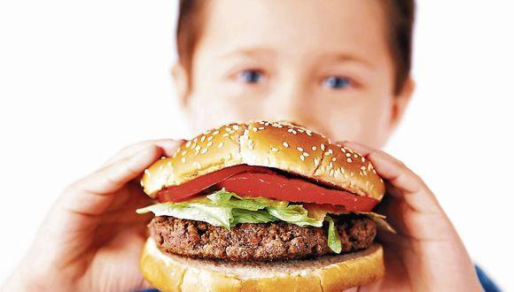POLÉMICA. Autoridades buscan la mejor opción para etiquetar los alimentos procesados y así disminuir los índices de obesidad infantil. (USI)