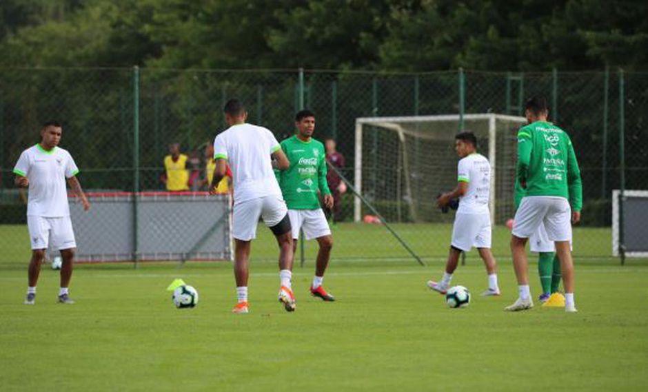 Bolivia se enfrentará a Brasil en su estreno en la Copa América 2019. (Foto: @fbf_oficial)