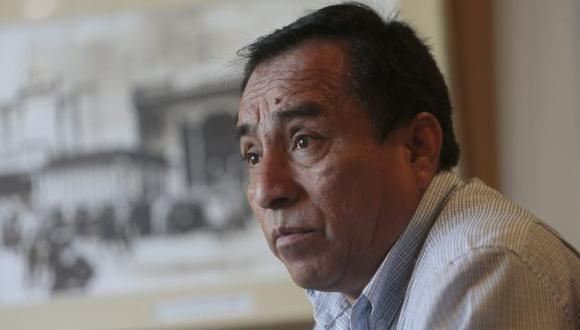 Chanduví insiste en que apoyó a Humala en campaña. (Nancy Dueñas/Perú21)