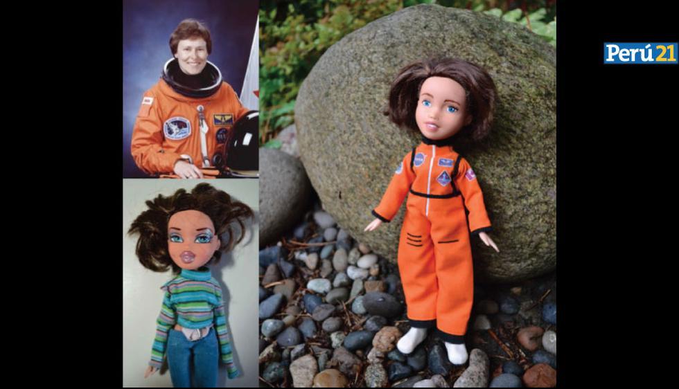 Mira estas muñecas inspiradas en grandes mujeres (Mighty dolls)