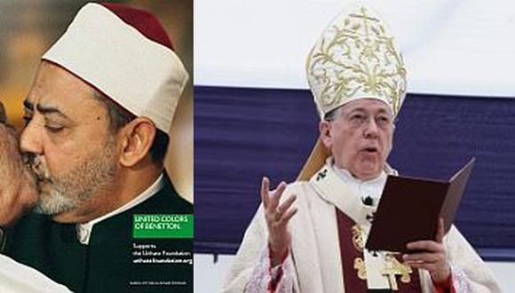 El arzobispo de Lima dijo que la empresa se equivocó con la campaña. (USI)