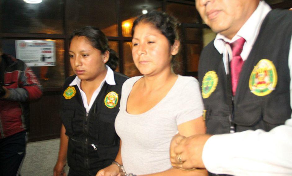 Lo niegan todo. Alcaldesa y regidores negaron estar detrás de crimen de Ariza. (Andina)