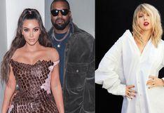 Kim Kardashian ataca a Taylor Swift en medio de la pandemia por el coronavirus