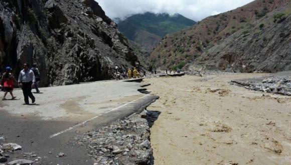 IIRSA Norte cierra carretera entre Olmos - Pomahuaca. (Difusión)